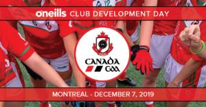 O'Neill's Club Development Day @ Best Western Ville Marie, Montreal, QC | Montréal | Québec | Canada