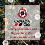 Merry Christmas From Canada GAA